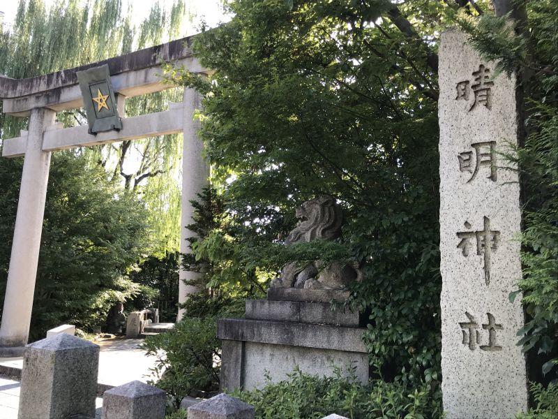 真夏の京都出張