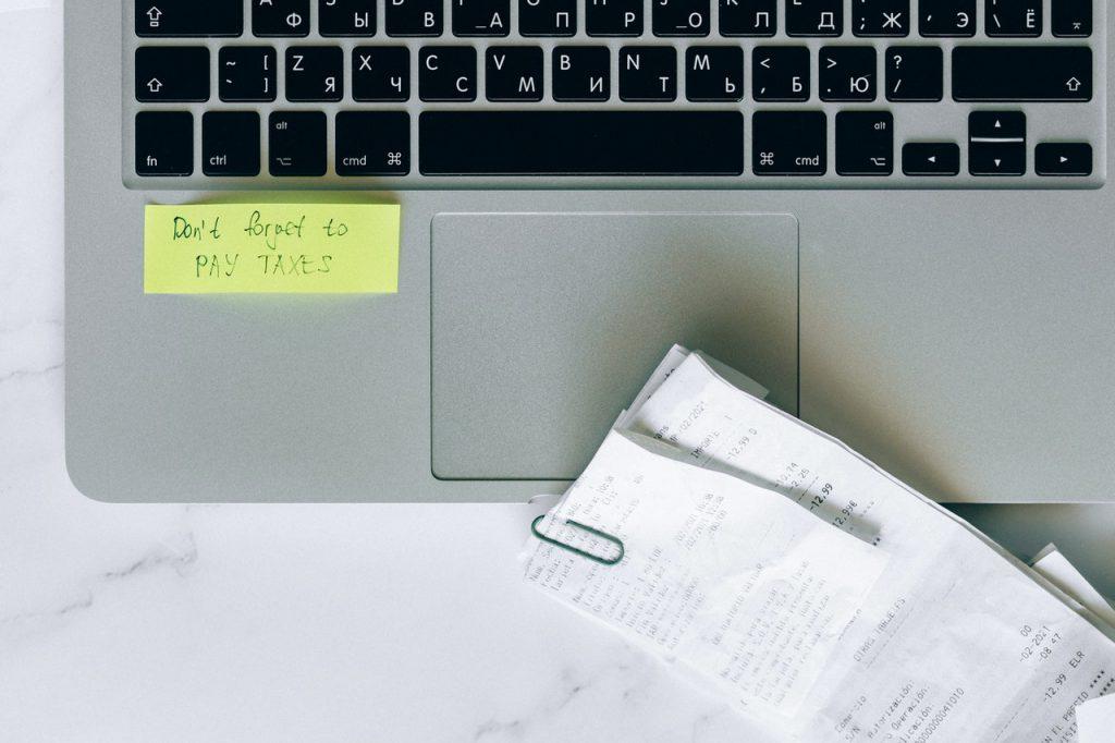 帳簿付けを効率化する方法