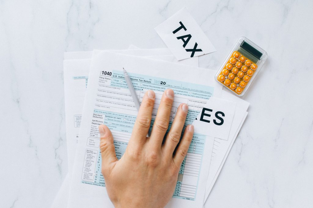 納税額を計算する方法